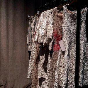 NWT PE' DE CHUMBO Woven Rope Dress Size S